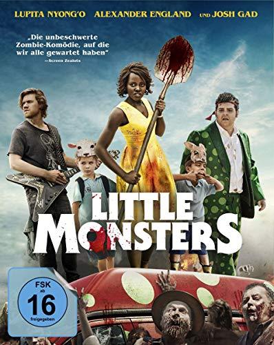 Little Monsters - Erstauflage mit O-Card [Alemania] [Blu-ray]