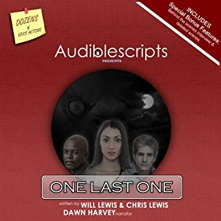 One Last One audiobook cover art