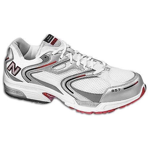 New Balance Mens 857 Running Shoe White