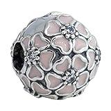 PANDORA Cherry Blossom Clip 791826EN40