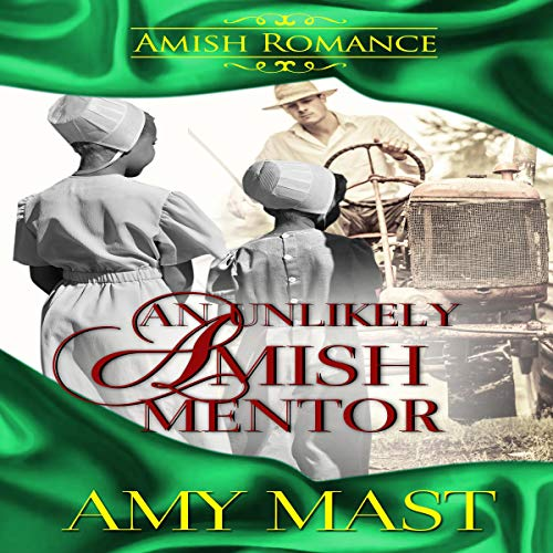 An Unlikely Amish Mentor  By  cover art