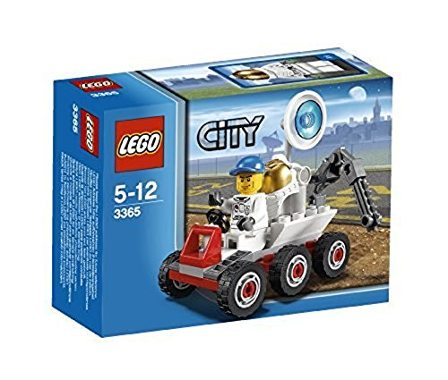 LEGO City Space Moon Buggy 3365