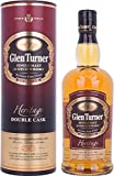 Glen Turner Heritage Reserve Double Cask Single Malt Scotch Whisky - 700 ml