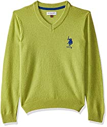 US Polo Association Boys Sweater