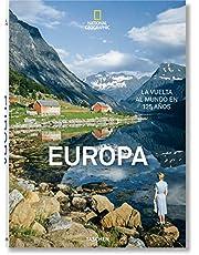 National Geographic. Around the World in 125 Years. Europe