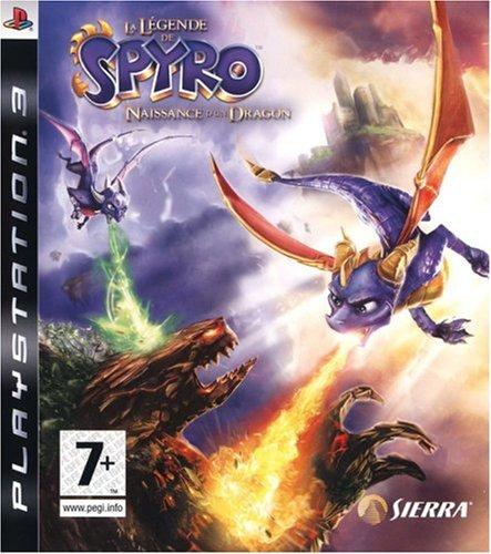 La legende de Spyro Naissance d'un Dragon - Playstation 3 - FR