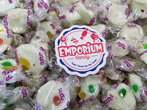 Brach's Jelly Nougats - Delicious Individually Wrapped 1.5 lbs Fresh Taffy Bulk Candy with Refrigerator Magnet