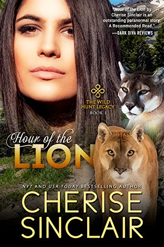 Hour of the Lion (The Wild Hunt Legacy Book 1) (English Edition)