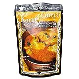 Gourmet Chef Salsa de curry Korma de 450 g – Bonita y suave, perfecta para toda la familia, agregue con su carne favorita o verduras para un plato de curry sabroso y fácil.