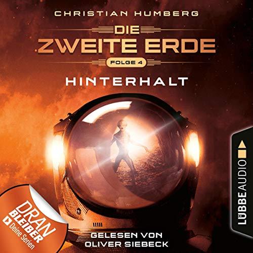 Hinterhalt - Mission Genesis audiobook cover art
