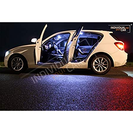 Innenraumbeleuchtung Set Für 1er E81 Cool White Auto