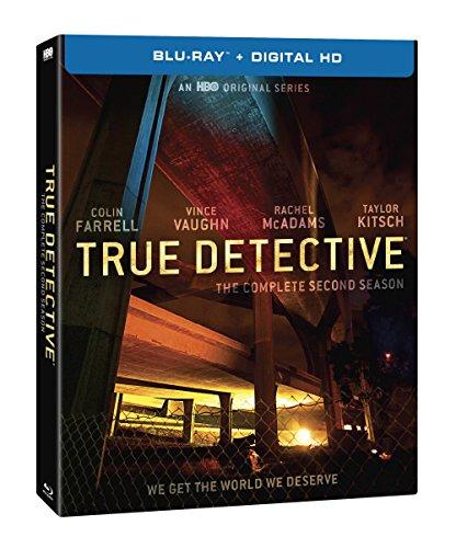 True Detective: Season 2 [Blu-ray] + Digital HD