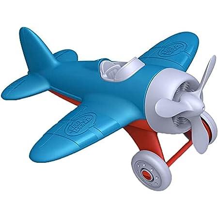 Green Toys (グリーントイズ) 飛行機 ブルー
