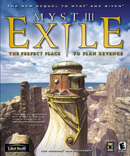 Myst 3: Exile - PC/Mac by Ubisoft
