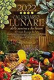 Calendario lunare delle semine e dei lavori 2022 da parete (26,5 x 38,5)