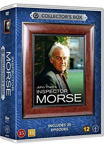 Inspector Morse - Collector's Box (35 Episodes) - 22-DVD Box Set [ Origen Danés, Ningun Idioma Espanol ]