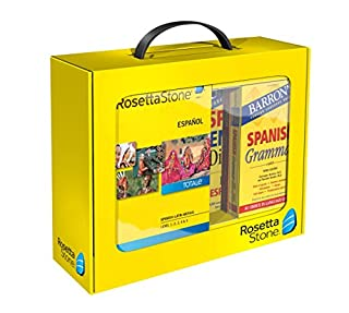Rosetta Stone Learn Spanish: Rosetta Stone Spanish (Latin America) - Power Pack (Download Code Included) (Amazon Exclusive) (B00NH9YDPE) | Amazon price tracker / tracking, Amazon price history charts, Amazon price watches, Amazon price drop alerts