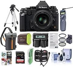 Nikon DF FX-Format Digital SLR Camera Bundle. Value Kit with Accessories #1527