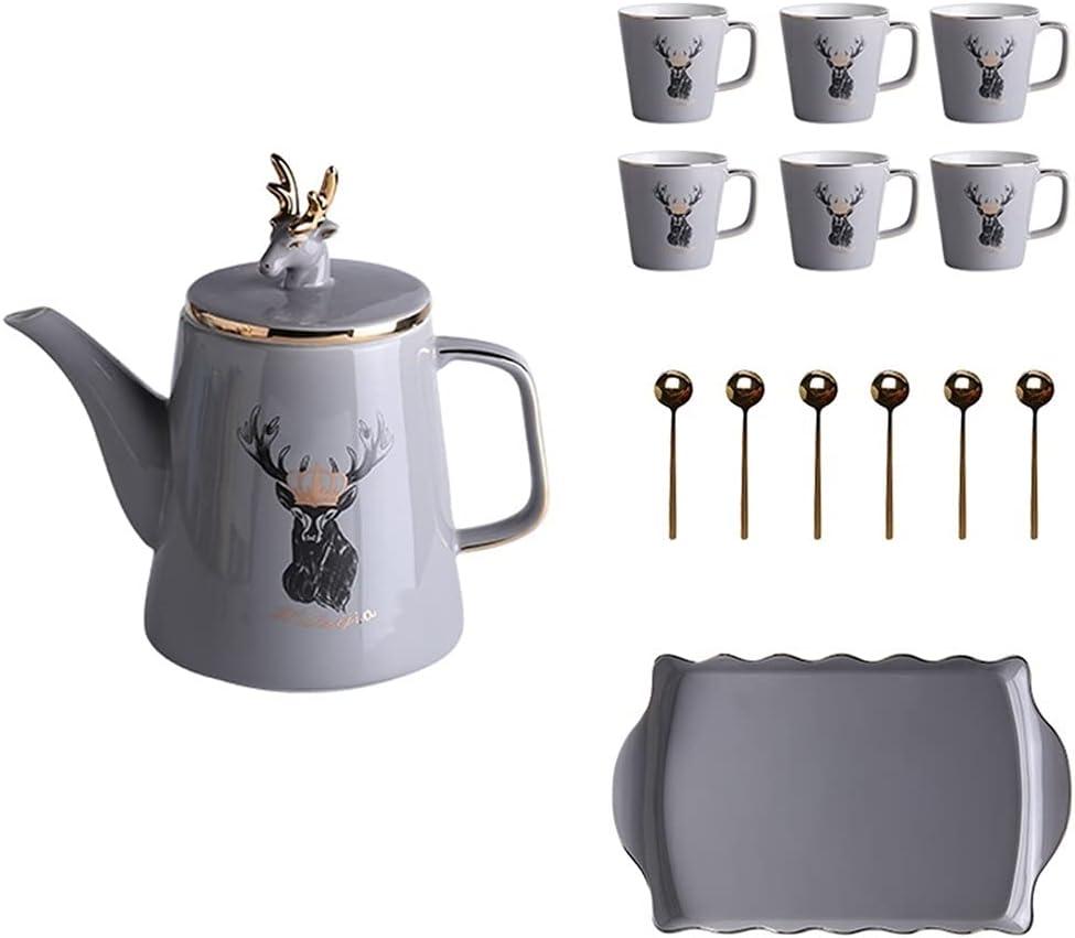 MQQ Nordic Teapot Coffee Pot,Creative Max 81% OFF CapacityïTea At the price Large