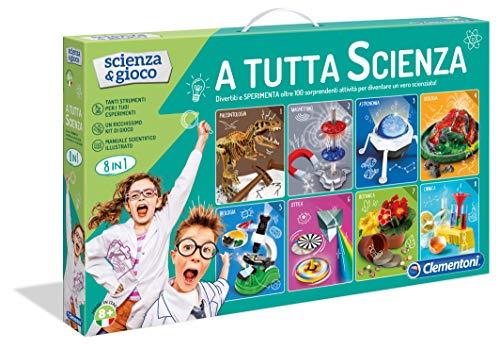 Clementoni 13962 - I Più Grandi Esperimenti della Scienza