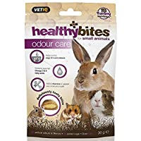 Helps control cage odors Contains fatty acids & essential vitamins for a healthier pet Tasty nutritious treats that your pet will adore! Only 3 calories per treat Helps promote bonding between pet and owner