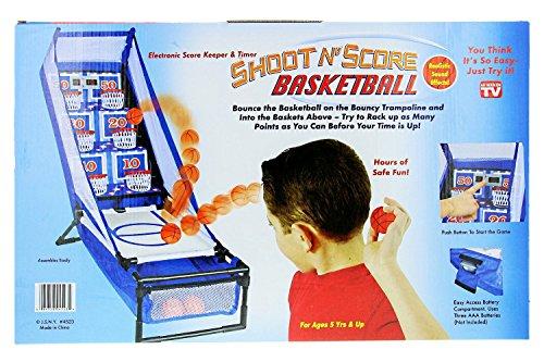 JSNY Shoot N Score Arcade Basketball