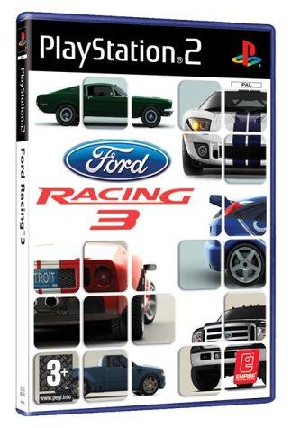 Ford Racing 3 (PS2) [PlayStation2]