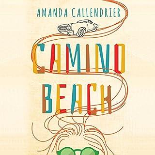 Camino Beach audiobook cover art