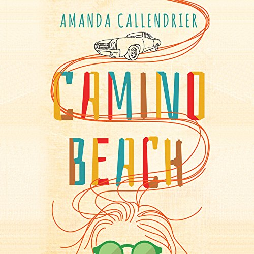 Camino Beach audiobook cover art