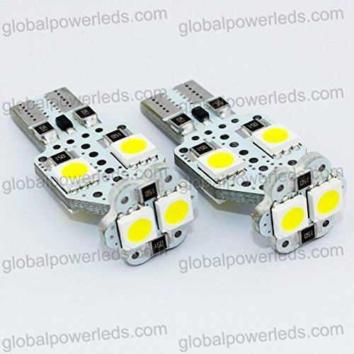 2 Ampoules Led W16W T15 - Feux de recul