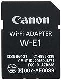 Canon W-E1Adaptateur Wi-FI pour appareils Photo Canon EOS W-E1