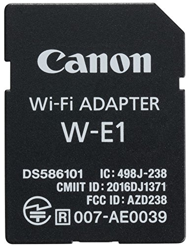 canon wlan adapter