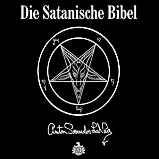Die Satanische Bibel Titelbild