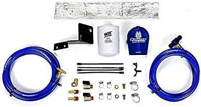 Sinister Diesel SD-COOLFIL-6.0V-W Coolant System with Wix Filter (03-09 Ford 6.0L E-Series Van)
