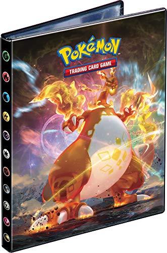 Pokemon Epée et Bouclier-Ténèbres Embrasées (EB03) : Portfolio A5-Capacité : 80 Cartes, 15228