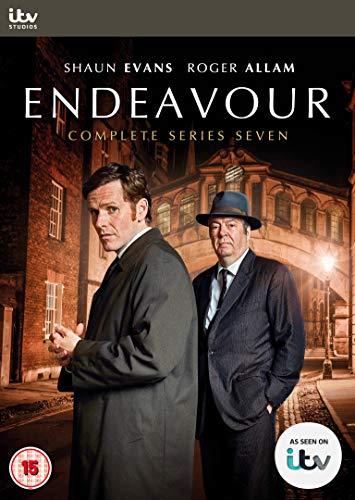 Endeavour Series 7 [DVD-PAL 日本語無し](輸入版) -新米刑事モース〜オックスフォード事件簿〜 シーズン7-
