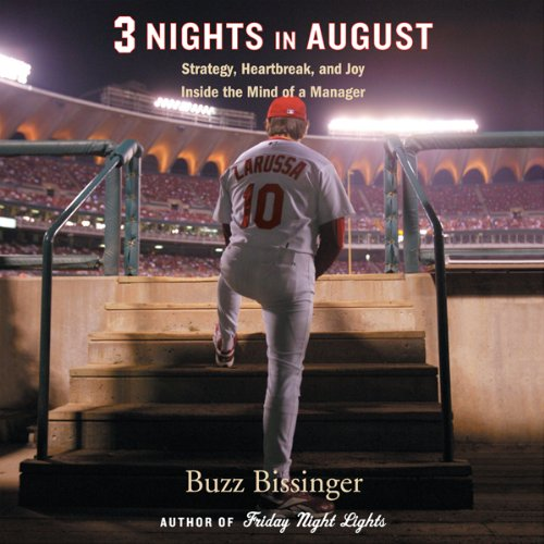 Three Nights in August cover art