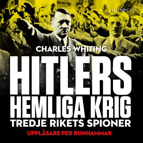 Hitlers hemliga krig cover art