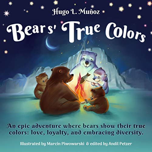 『Bears' True Colors』のカバーアート