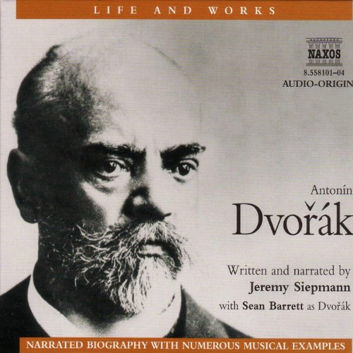 Life & Works - Antonin Dvorak cover art