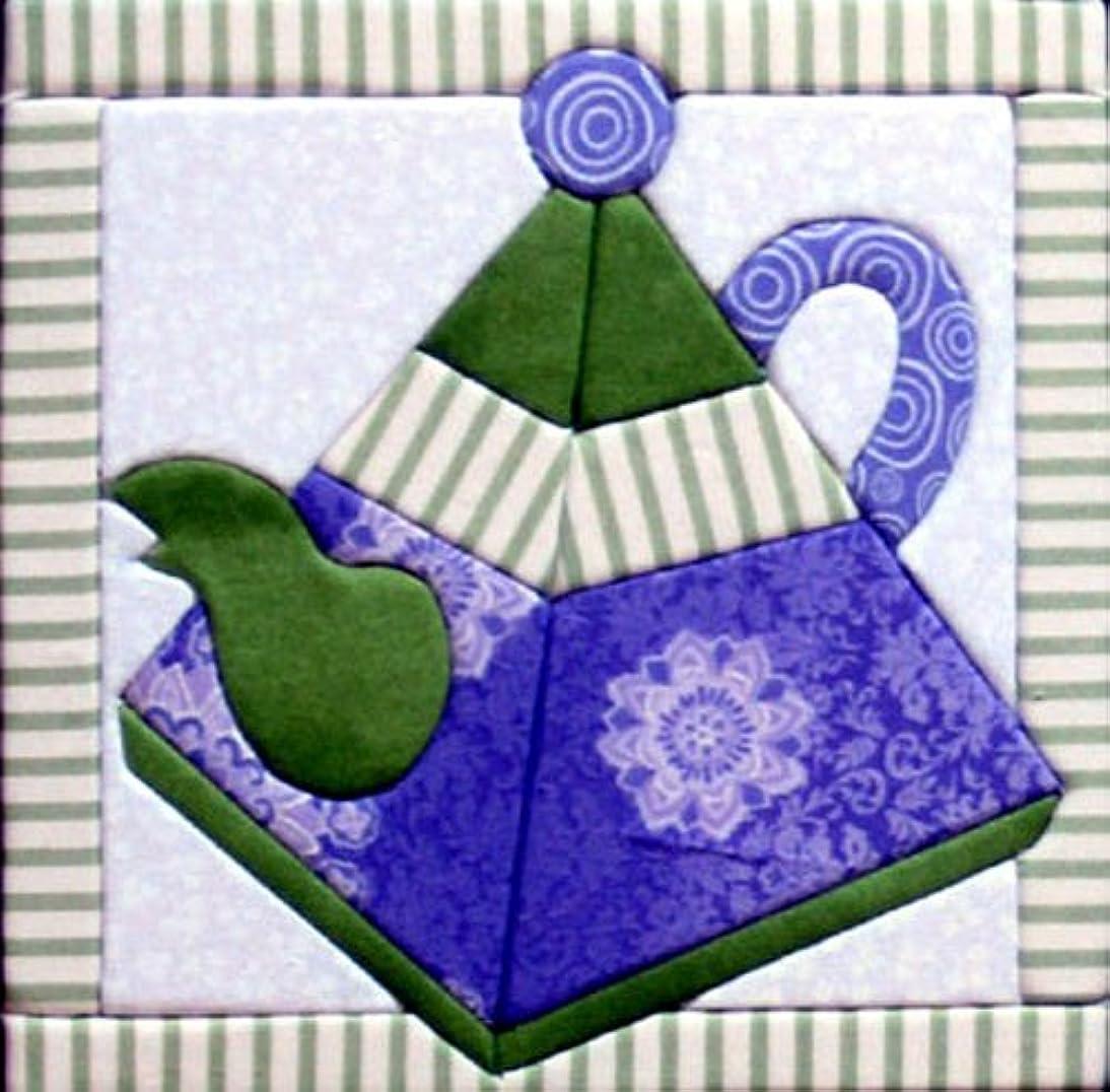 Artsi2 A2TEAPOT5 Teapot 5 Wall Hanging Kit