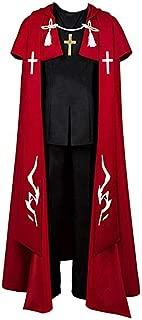 Ya-cos FGO Fate/Apocrypha Shirou Kotomine Amakusa Shirou Tokisada Cosplay Costume Full Suit