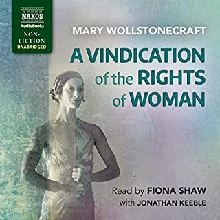 Couverture de A Vindication of the Rights of Woman