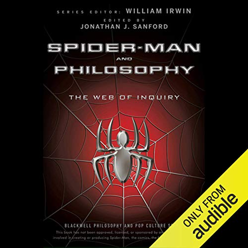 Couverture de Spider-Man and Philosophy: The Web of Inquiry