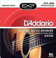 D'Addario/ダダリオ EXP12×2セット EXPコーティングアコギ弦[13-56]