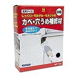 日本ミラコン産業 カベ・穴うめ補修材 ミラコン 白 1kg M-1000W