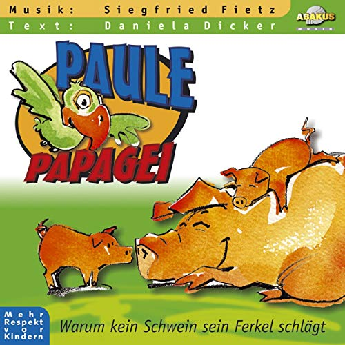 Paule Papagei Titelbild