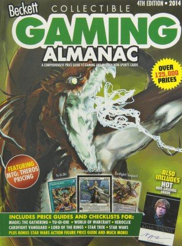 Beckett Collectible Gaming Almanac 2014 (Beckett Gaming Almanac)