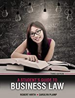 A Student's Guide to Business Law