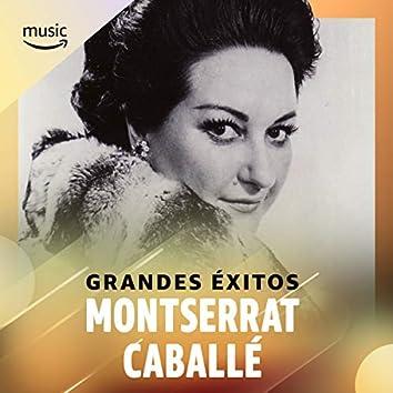 Montserrat Caballé: grandes éxitos